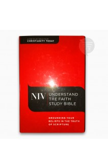 NIV UNDERSTAND THE FAITH STUDY BIBLE, (HC)