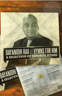 Hymns for Him | Dayanidhi Rao