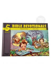 5 MINUTE BIBLE DEVOTIONALS # 2