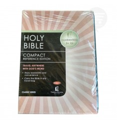 NKJV - HOLY BIBLE COMPACT REFERENCE EDITION NKJV. (Black)