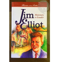 Jim Elliot, Missionary to Ecuador