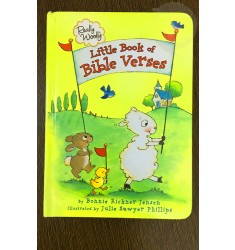Really Woolly Little Book of Bible Verses [Board book]