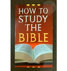 How to Study The Bible (Barbour)