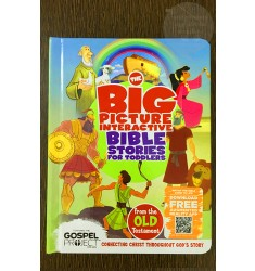Big Picture Interactive Bible Stories for Toddlers (OT)