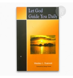LET GOD GUIDE YOU DAILY