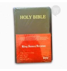 KJV HOLY BIBLE COMPACT, BLACK, (BL)