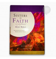 KJV 2392IE SISTERS IN FAITH HOLY BIBLE