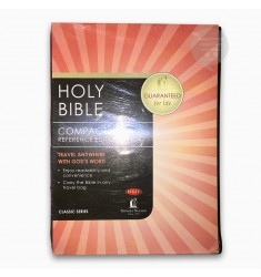 NKJV - HOLY BIBLE COMPACT REF. EDT. [BURGUNDY]