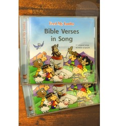Feed My Lambs: BIBLE VERSES IN SONG