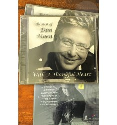 With a Thankful Heart - The Best of Don Moen