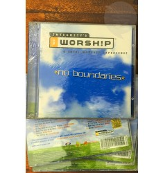 I Worship - No Boundaries (2 CD)