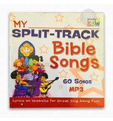 MY SPLIT - TRACK BIBLE SONGS (MP3)