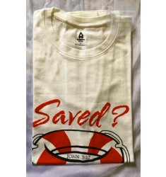 Saved Tshirt - Large