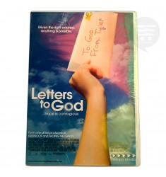 LETTERS TO GOD...HOPE IS CONTAGIOUS
