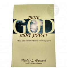 MORE GOD MORE POWER