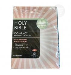 NKJV - HOLY BIBLE COMPACT REFERENCE EDITION NKJV. (Black)