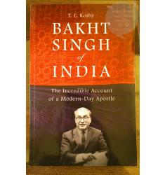 Bakht Singh of India
