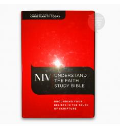 NIV UNDERSTAND THE FAITH STUDY BIBLE, (HC)