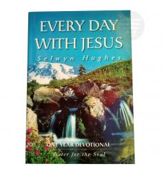 EVERY DAY WITH JESUS: ONE YEAR DEVOTIONAL (Water for the Soul)