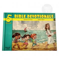 5 MINUTE BIBLE DEVOTIONALS # 3