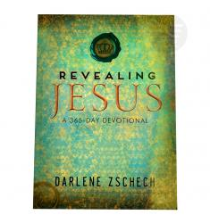 REVEALING JESUS: A 365 - DAY DEVOTIONAL